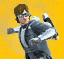 Icon emote battle class merc punch