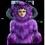 Icon Set Wear PurpleFur 64