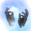 Icon emote forceGlowHands 64