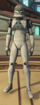 Gunner Trooper Phase I