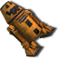 Icon Item Char AstroMechR4 Pumpkin 64