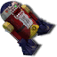 Icon Item Char AstroMechR2 Nutcracker 64