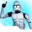 Icon emote battle commander flank rt
