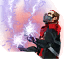 Icon emote battle class sith force lightning