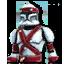 Icon Set Wear CloneRedRibbon 64