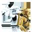 Icon Set Wear CloneDroidBackpackC3PO 64