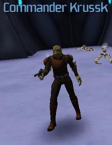 Commander Krussk