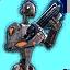 Icon hologram commandoDroid 64