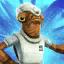 Icon hologram captain akbar