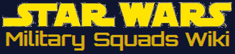Star Wars Military Squads Wiki wordmark 3