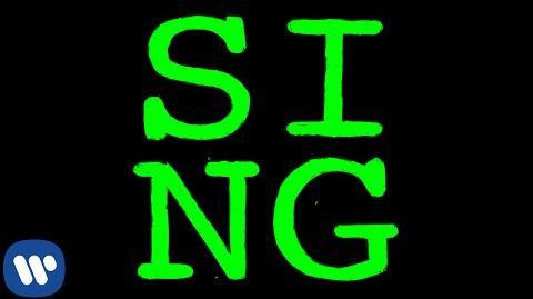 Ed Sheeran - Sing Official