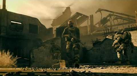 "Medal of Honor Linkin Park - ""The Catalyst"" Trailer"