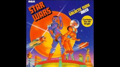 Meco - Star Wars and Other Galactic Funk Star Wars (HD Vinyl Recording)