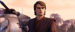 Anakin Skywalker Rebel training-AWOTF