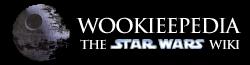 Wookieepedia wordmark