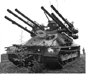 M50 light tank-modified 9261