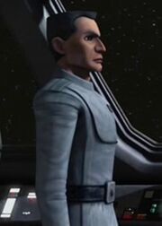 Unidentified clone naval officer (Resolute)