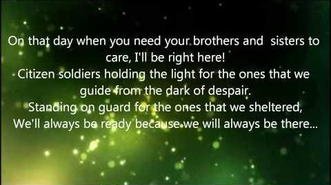 Citizen Soldier - 3 Doors Down - Lyrics (HD)