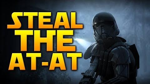 STEAL THE WALKER - Galactic Assault Details For EVERY Map - Star Wars Battlefront II