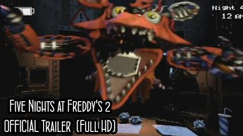 Five Nights at Freddy's 2 OFFICIAL Trailer 2014 1080p