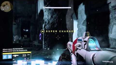Destiny Vault of Glass End Atheon fight