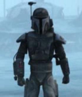 Unidentified Death Watch soldier 5