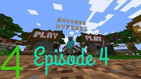 Minecraft Skywars Lets Play Episode 4 W Jay