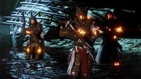 Official Destiny Rise of Iron Launch Trailer