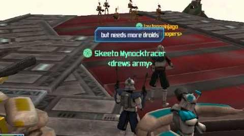 (CWA jays life size attack cruser) skeeto and me videos