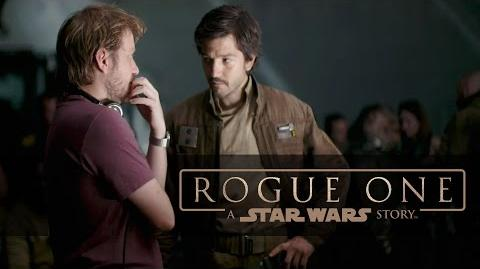 Rogue One A Star Wars Story Featurette