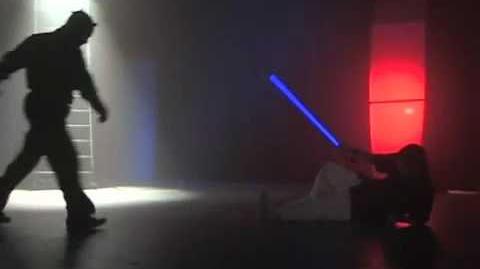 Light Saber FX Battle