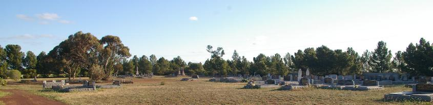 Woomelang Cemetery in Woomelang, Victoria - Find A Grave ...