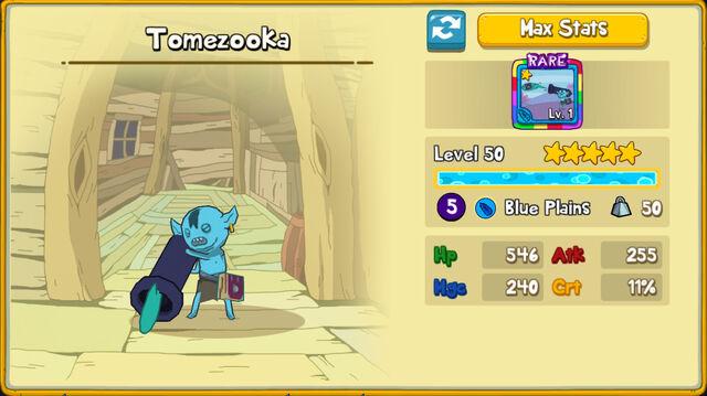 170 Tomezooka