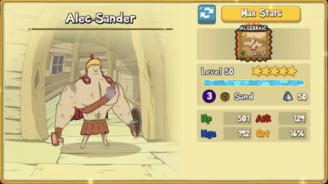 236 Alec-Sander