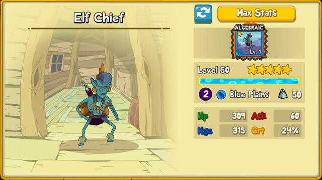 058 Elf Chief