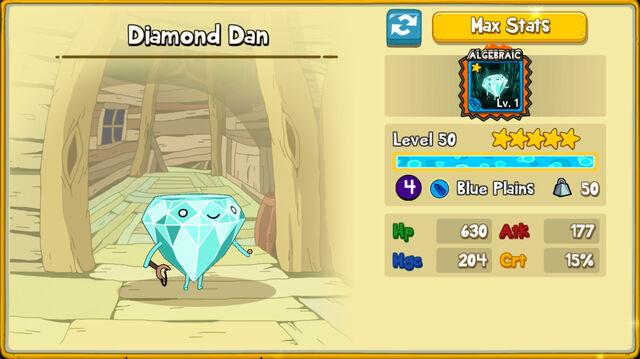050 Diamond Dan