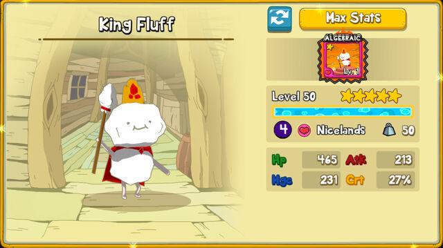 088 King Fluff