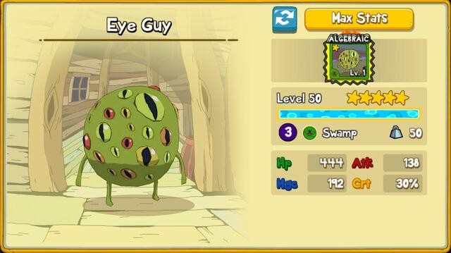 066 Eye Guy