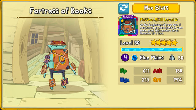 171 Fortress of Books