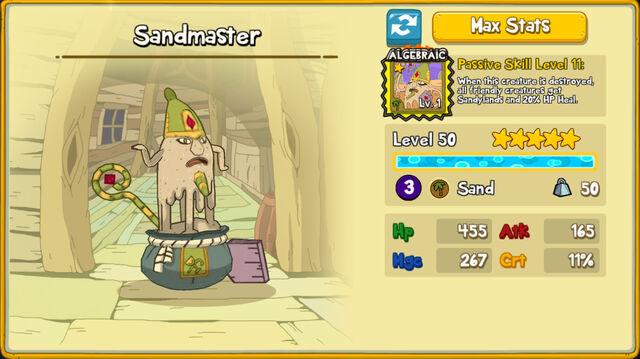 185 Sandmaster