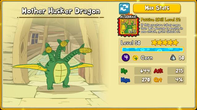 239 Mother Husker Dragon