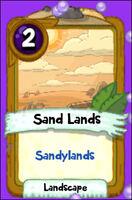 Landscapes-Sandylands