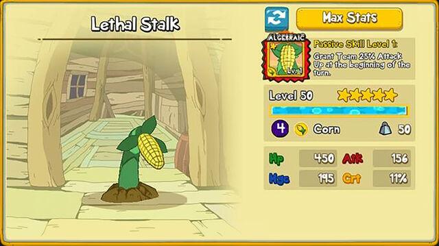 001A Lethal Stalk