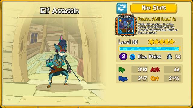 057 Elf Assassin