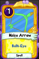 Maize Arrow