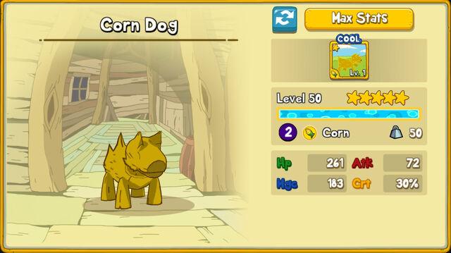 034 Corn Dog