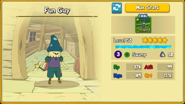 184 Fun Guy