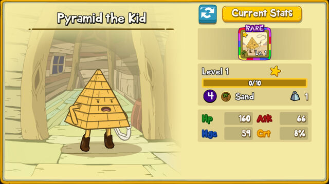 188 Pyramid the Kid