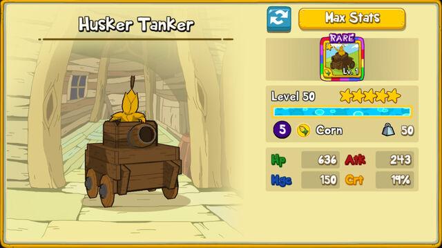 180 Husker Tank