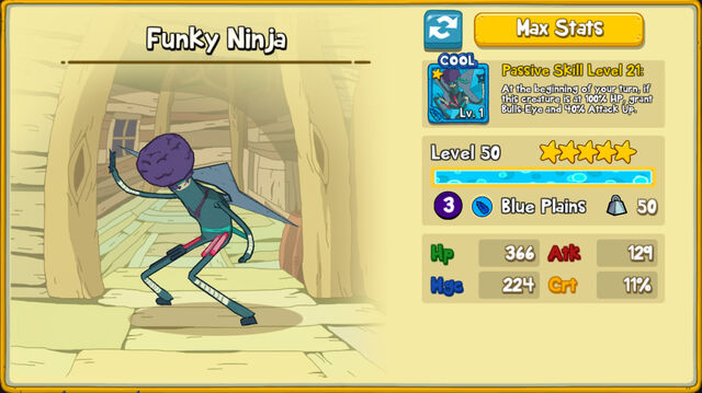 107 Funky Ninja